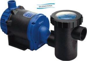 bomba para piscina 1 2 cv c pr filtro marca syllent